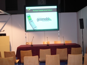 Press Conference - 3 GSM Barcelona