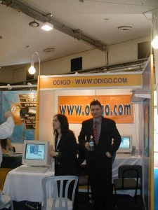 International Trade Shows - Internet World - 2000, Tel Aviv, Israel