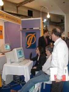 International Trade Shows - Internet World - 2000, Tel Aviv, Israel