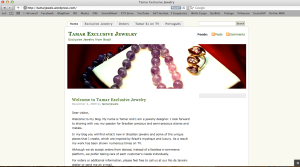 Tamar Exclusive Jewels's Blog and Photography